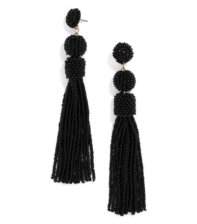 Women's Baublebar Mariachi Beaded Tassel Earrings
