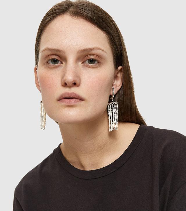 Swing Earrings in Silver