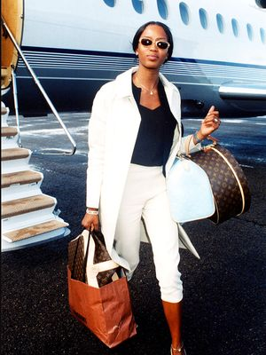 What Celebrity Airport Outfits Looked Like in the '90s