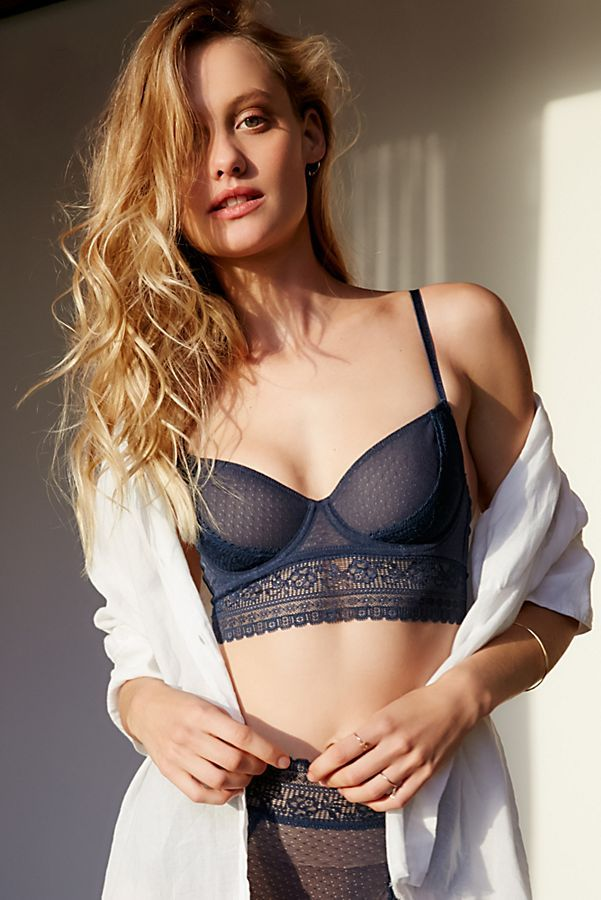 Get Off My Cloud Underwire Bra by Intimately at Free People