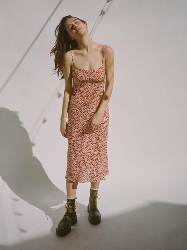 Réalisation Par The Amelia Dress in Nudité