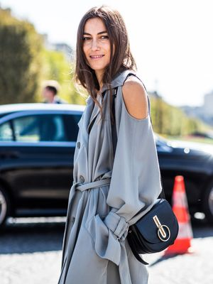 14 All-Grey Outfits That Are Anything But Boring