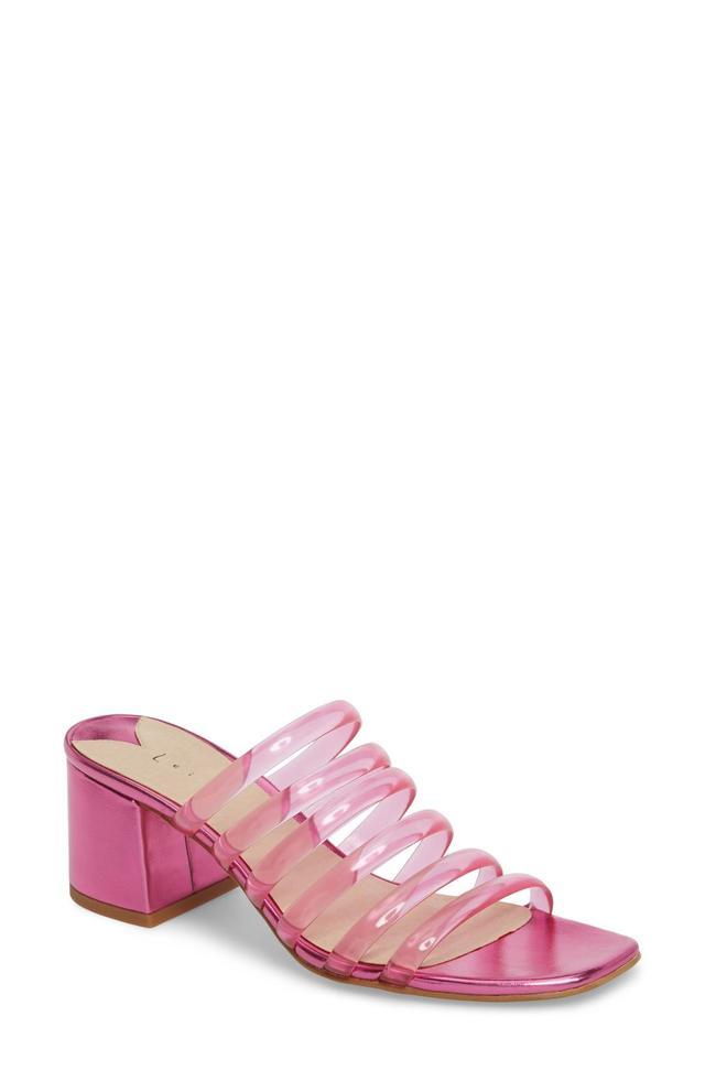 Cloud Jelly Slide Sandals