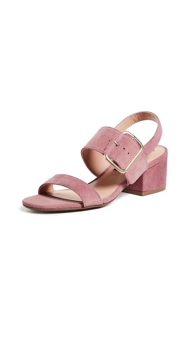 Fond Block Heel Sandals