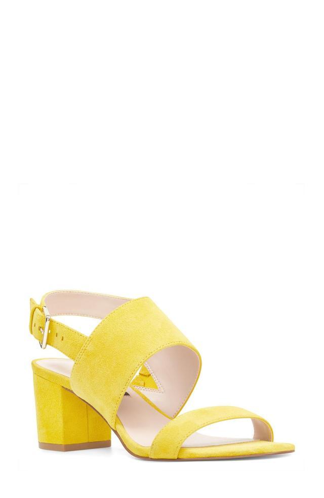 Forli Asymmetrical Sandals
