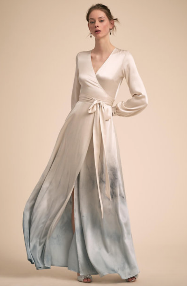 Bhldn Madrigal Gown