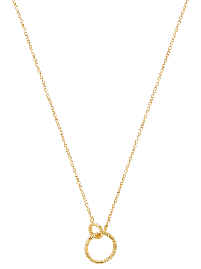 Gorjana Wilshire Charm Necklace