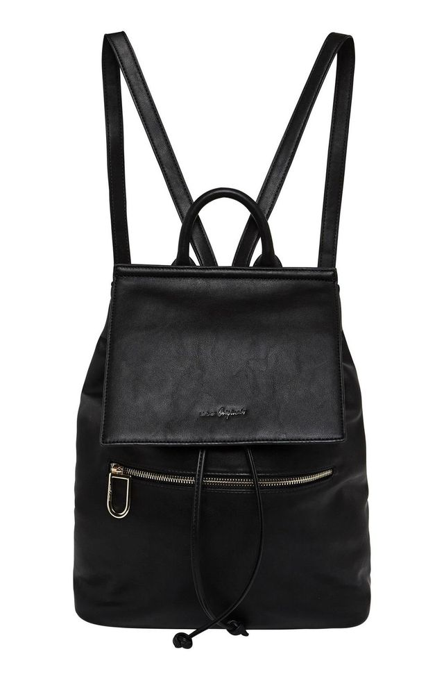 Hide & Seek Vegan Leather Backpack -