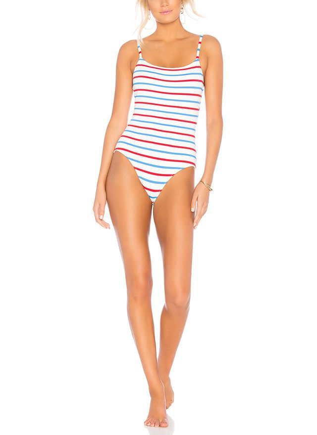 Solid & Striped The Nina One Piece