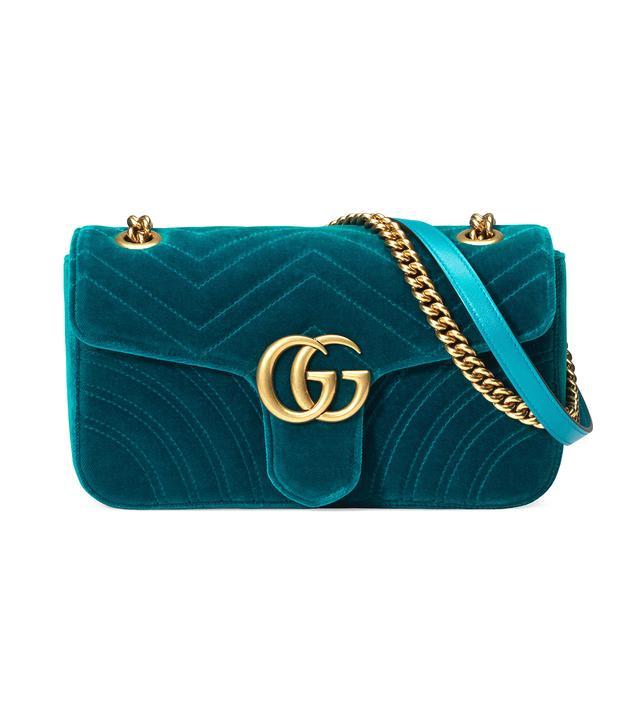 Gucci GG Marmont Velvet Bag
