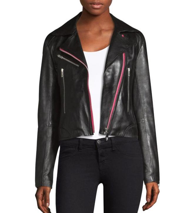 Rag & Bone Chrystie Leather Jacket