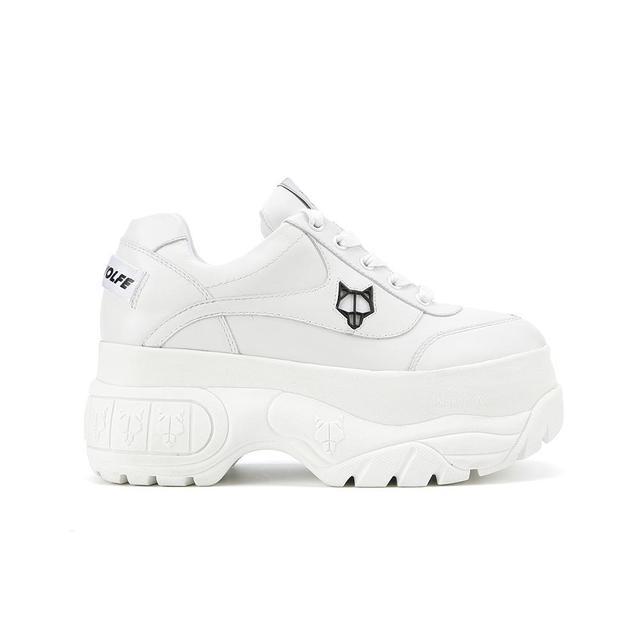 Naked Wolfe Platform Sneakers