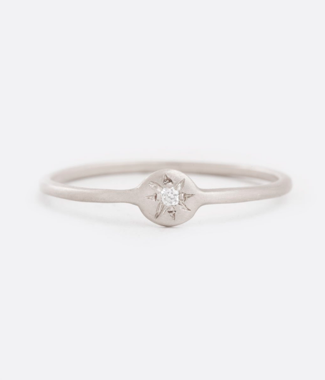 Manon Stirling Silver Ring