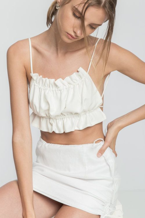 Trois Ruby Top