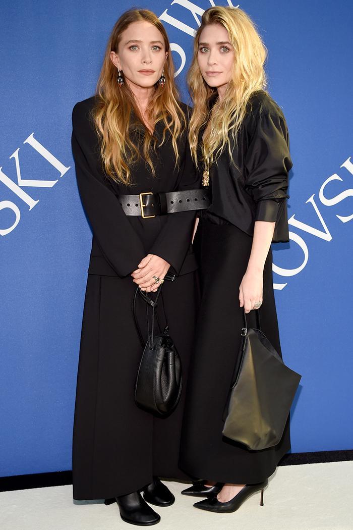 Mary-Kate Olsen - Ashley Olsen - CFDA Awards 2018