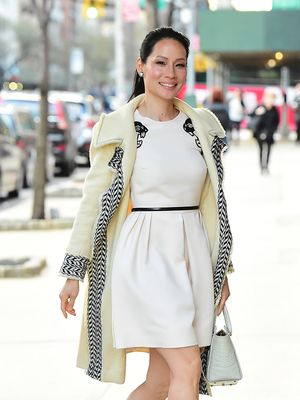 """Lucy Liu's $5.2 Million """"Modern Craftsman"""" Home Is So Unexpected"""