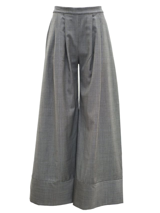 Michael Lo Sordo Relaxed Wide Leg Pant