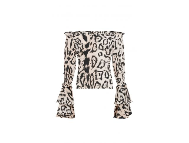 alice McCALL Oh Yeah! Blouse in Biscuit