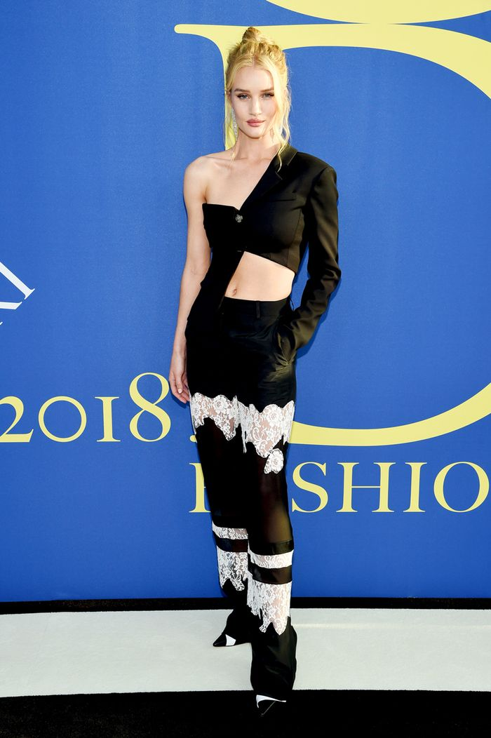 Rosie Huntington Whiteley CFDA Awards 2018
