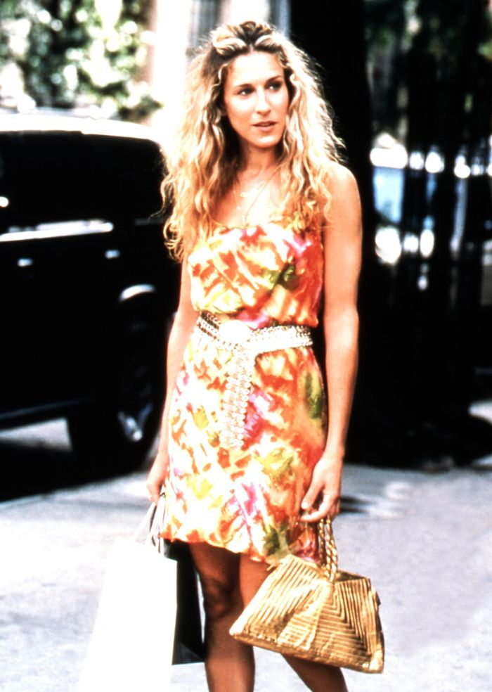 Carrie Bradshaw Zara sandals: