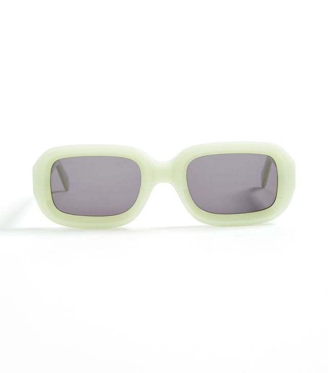 Vinyl Mint Sunglasses