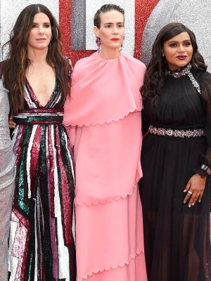 The New Ocean's 8 Red Carpet Looks Everyone Is Flipping Out Over