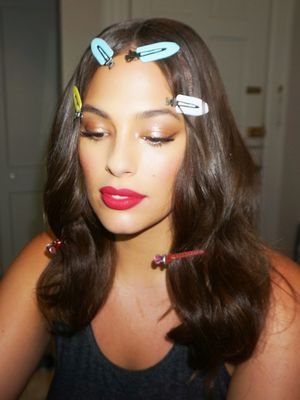 Exclusive: A Celebrity Hairstylist Walks Us Through Her Day With Ashley Graham