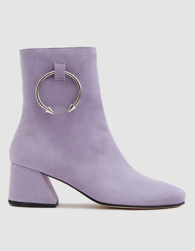Dorateymur Nizip II Ankle Boot in Violet