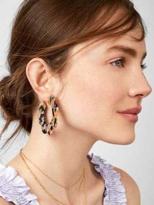 Shop the $36 Hoop Earrings That Will Sell Out