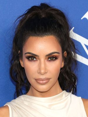 15 Times We Bowed Down and Worshipped Kim KW's Hair