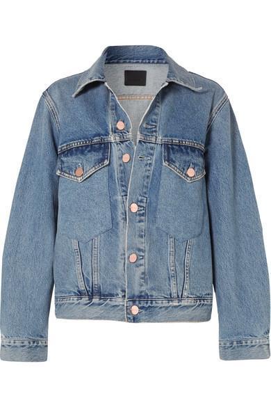 The Morton Denim Jacket
