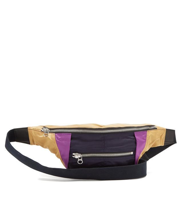 Noomi Tri-Colour Belt Bag