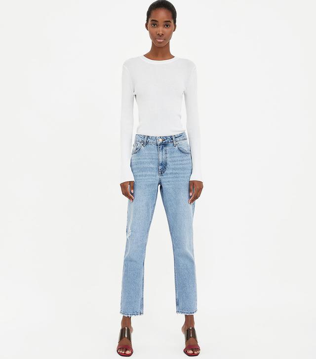 Zara Z1975 Mom Jeans