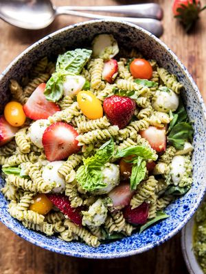 It's Heating Up: Here Are 11 Summer Pasta Recipes to Get You Through the Season