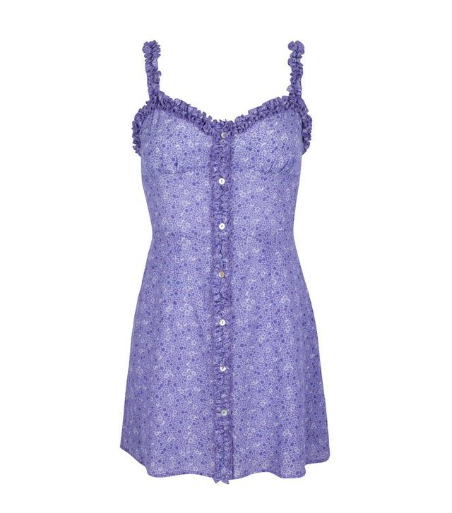 Réalisation Par The Julia Dress in Purple Haze