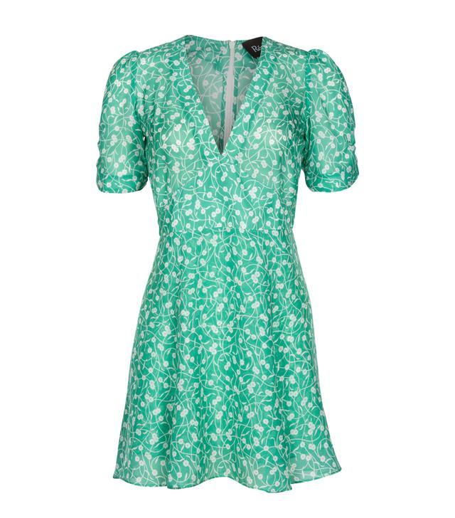 Réalisation Par The Ozzie Dress in Poison Ivy