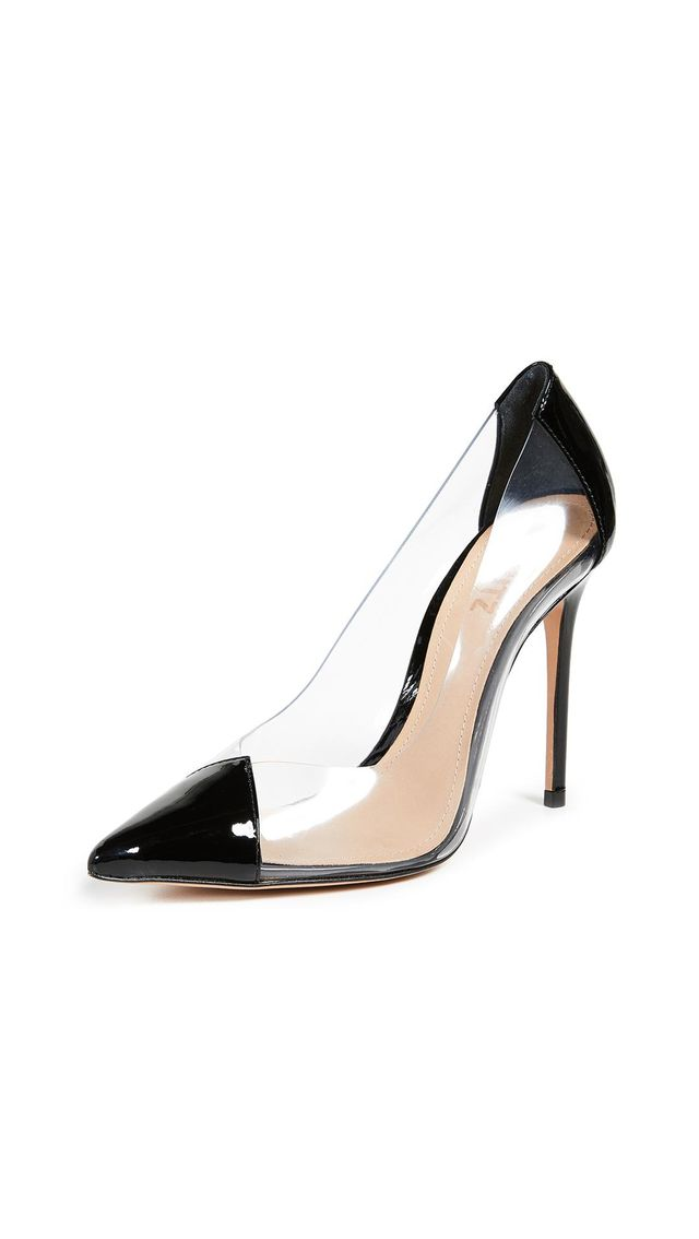 Cendi Point Toe Pumps