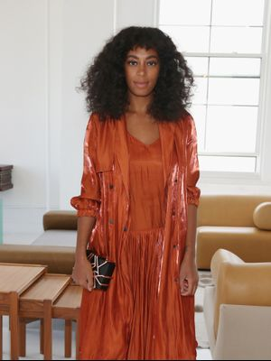 An IKEA x Solange Knowles Décor Collaboration Is Happening—Here's What We Know