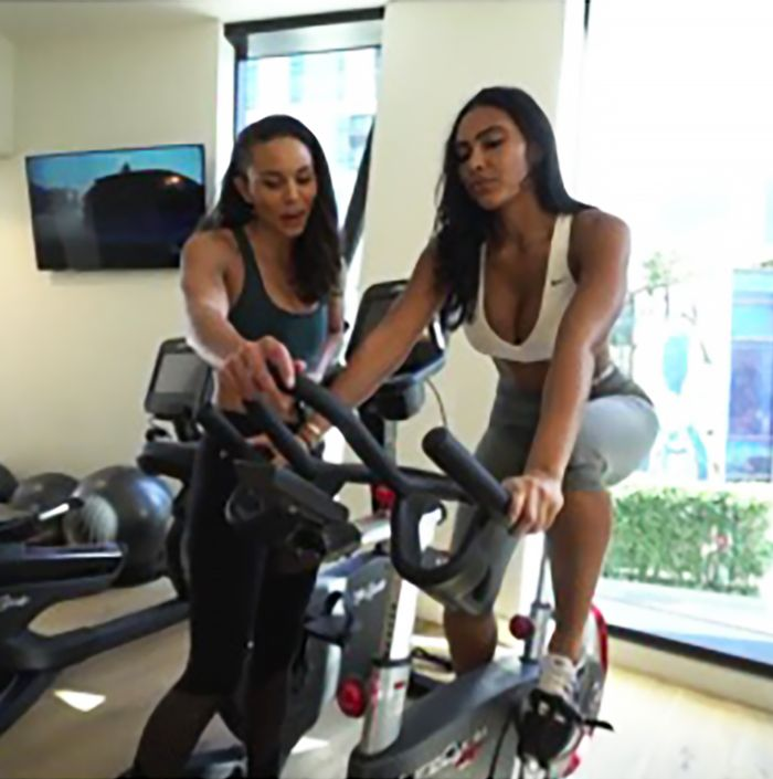 A Day in the Life of a Celeb Trainer