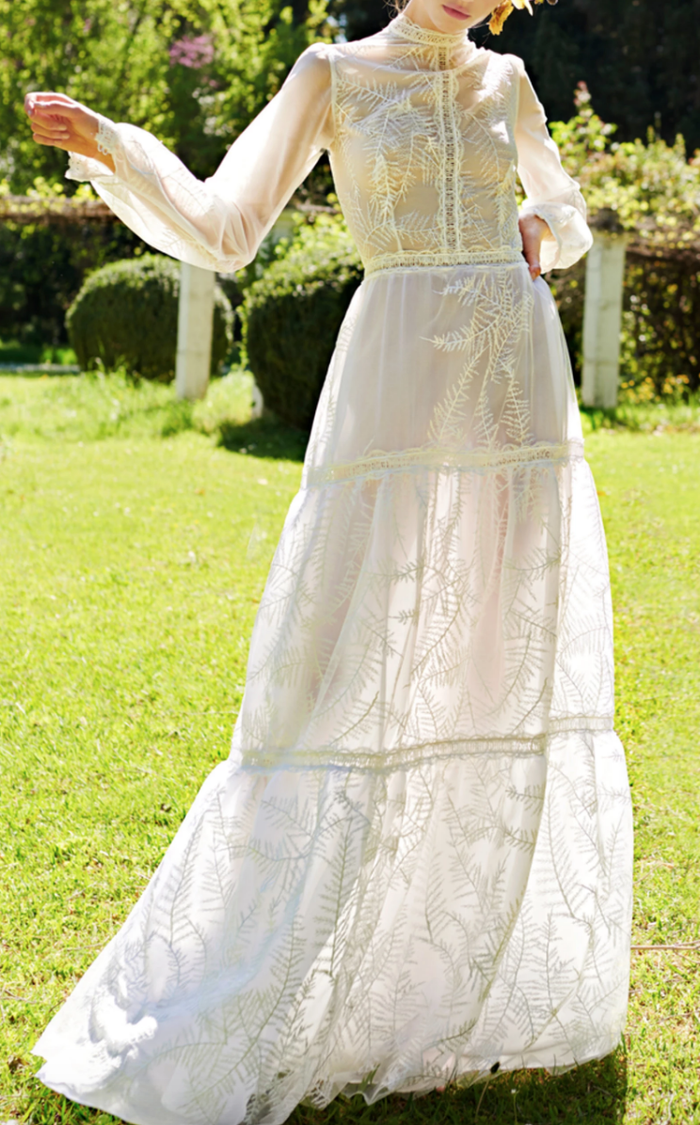 15 Country Style Wedding Dresses Who What Wear