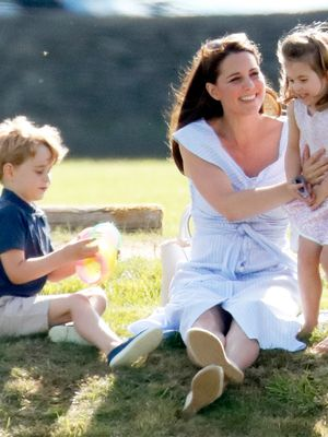Kate Middleton Wore a $70 Zara Dress Out With Her Family