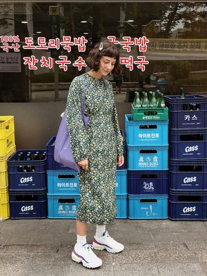 I'm a Dress-and-Sneakers Devotee—Here's My Summer Inspo