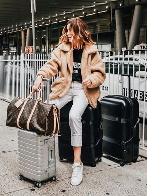 Luxury Luggage That'll Make You Feel like a First-Class Vacationer
