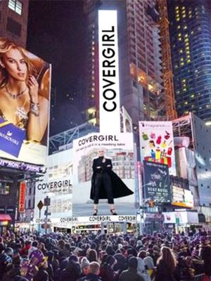 FYI: Covergirl's Times Square Flagship Store Will Make History—Here's Why