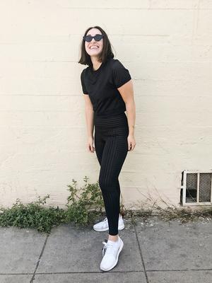 I'm Not Kidding—These Leggings Make My Legs Look Instantly Longer
