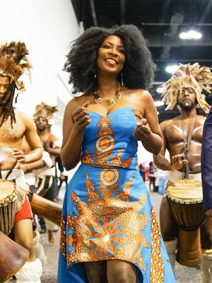 How Seeing 300 Natural Hair Brands in One Room Changed My Outlook