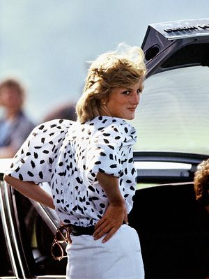 The 2018 Trends Princess Diana Predicted Decades Ago