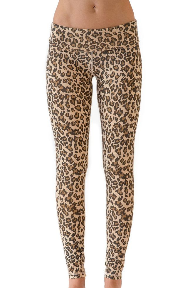 Women's Ragdoll Leopard Print Leggings