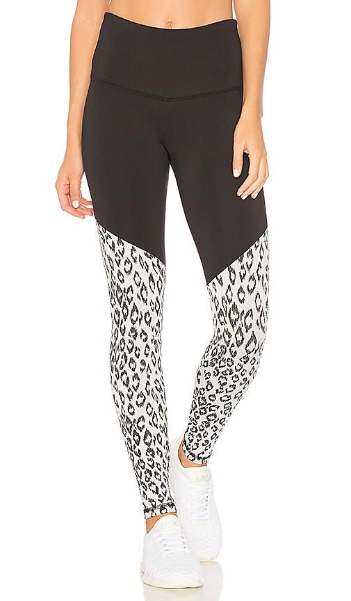 The Jax Legging in Black. - size L (also in M,S,XS)