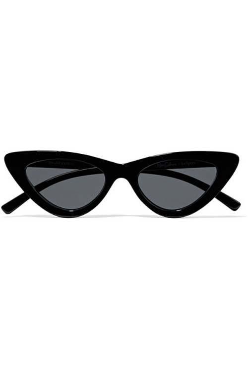 Adam Selman Le Specs Sunglasses Babymoon Capsule Wardrobe